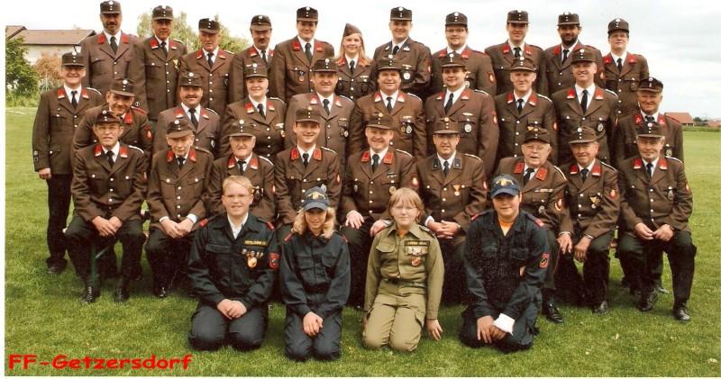 Gruppenbild 2007