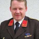 Zugskommandant Walter Mutenthaler